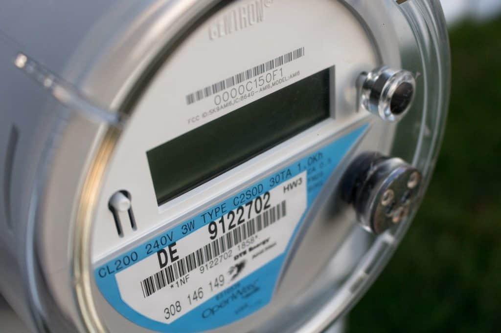 Smart meter EMF